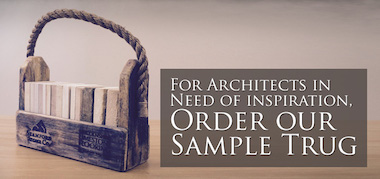 For Architects in need of inspiration - Order our sample trug