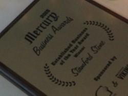 Stamford Stone award