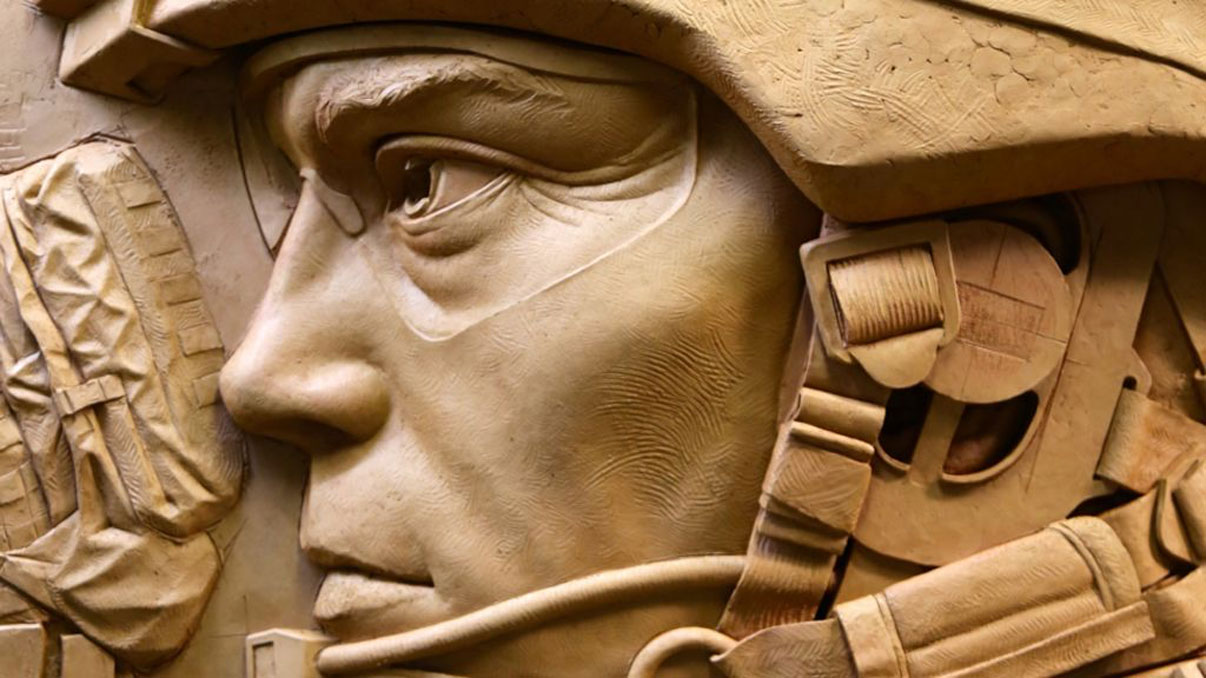 Paul Day, Iraq Afghanistan War Memorial