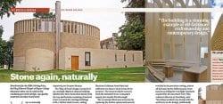 b4e magazine article