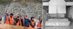 stamford stone quarry visit