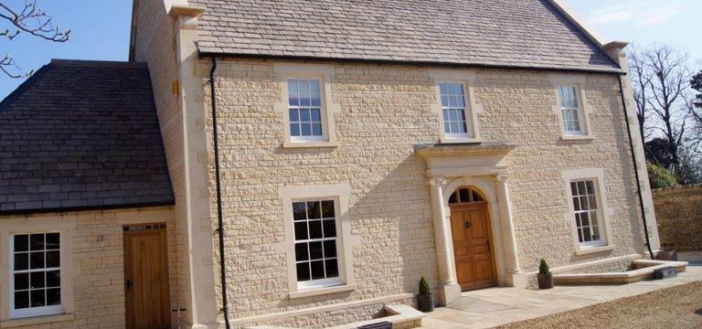 clipsham limestone walling stone