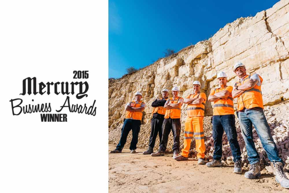 2015 mercury business awards-winner stamford stone