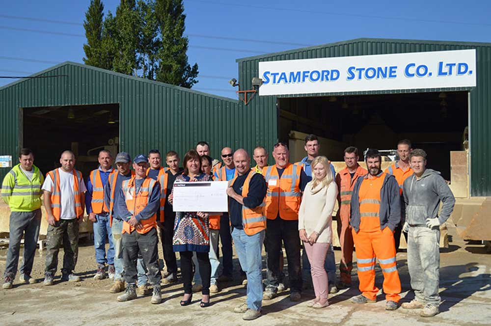 stamford stone supporting annas hope