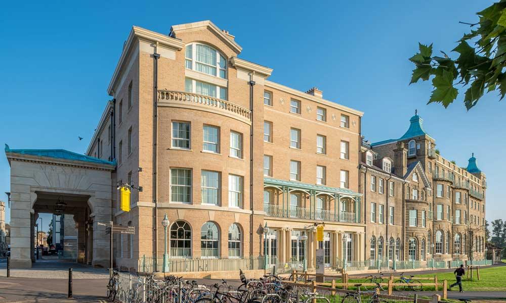 stamford stone restoration university arms hotel