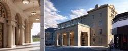 university arms hotel renovated-using stamford stone