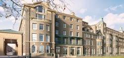 university arms hotel renovated-using stamford stone render thumb