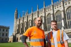 Using Limestone in Construction