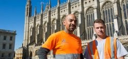 Using Limestone in Construction thumb