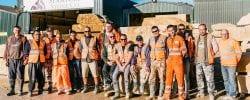 stamford stone 20 years the team