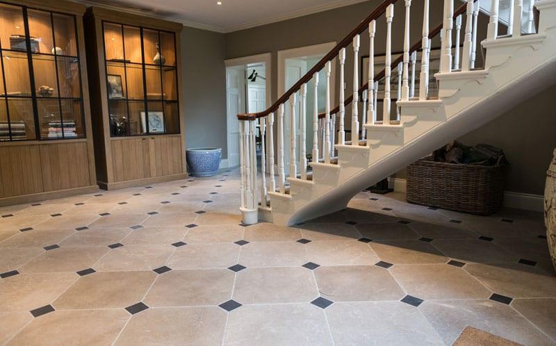 family home tickhill limestone flooring 1