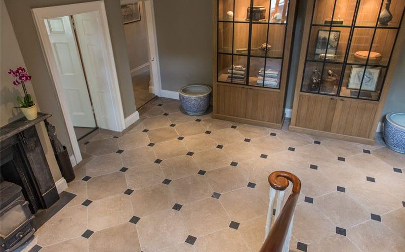 family home tickhill limestone flooring 2