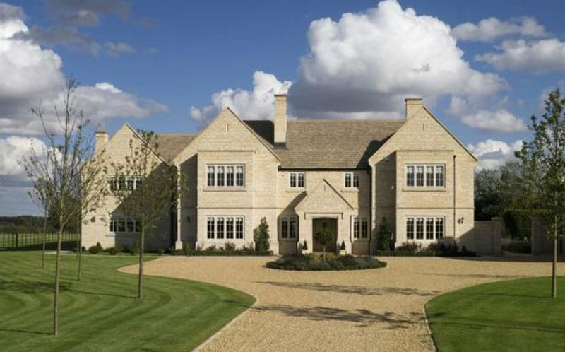 private residence clipsham limestone 1