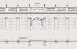 Rushton hall plan