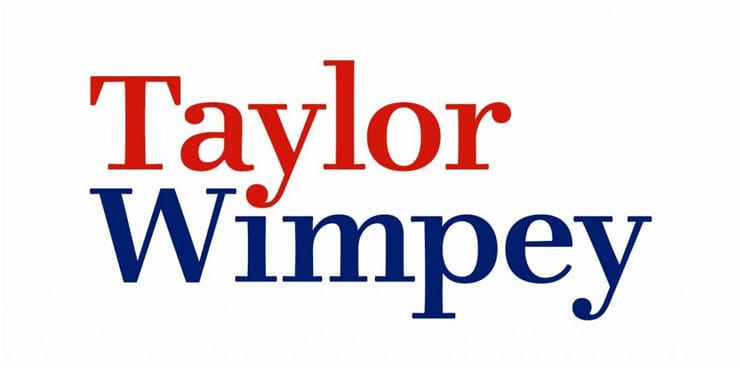 taylor wimpey house builder