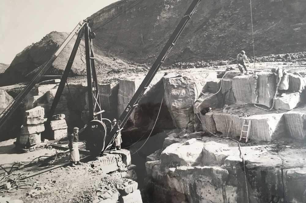 clipsham medwell quarry 1927