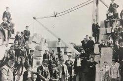 clipsham medwell quarry staff 1927