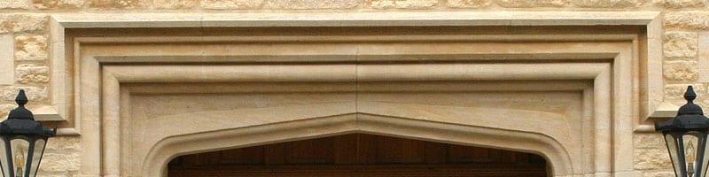 masonry stone cill head jamb