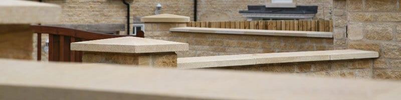masonry stone coping capping