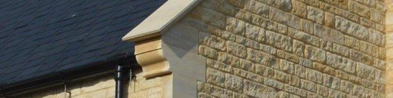 masonry stone corbel kneeler