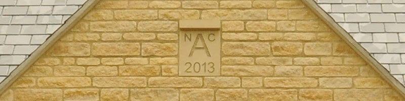 masonry stone date stones