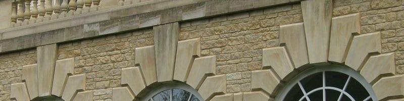 masonry stone keystone