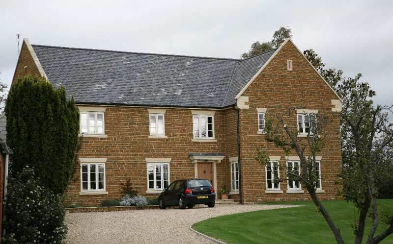 ironstone house exterior