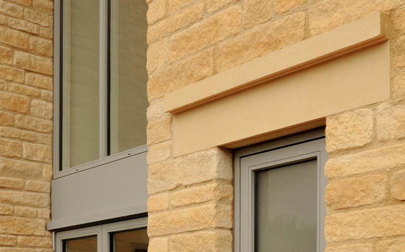 torpel house exterior stonework