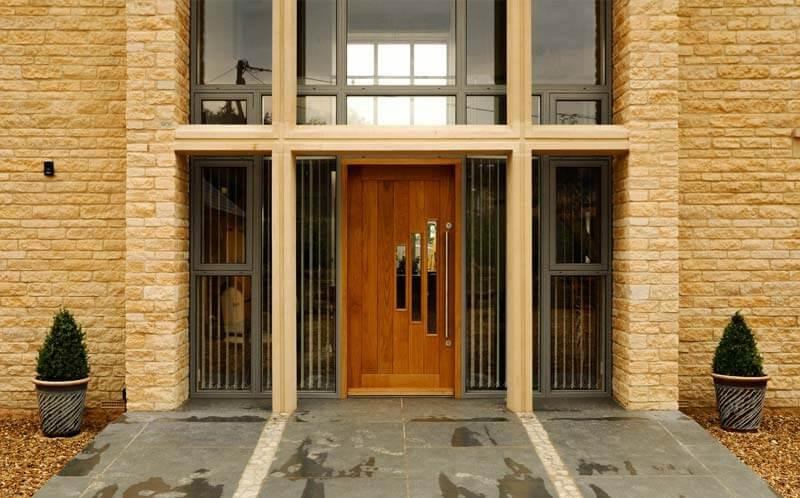 torpel house exterior doorway