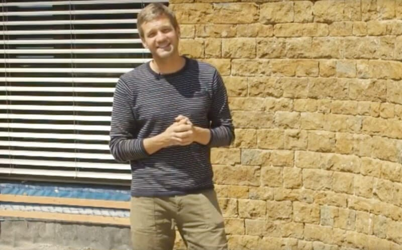 Charlie luxton talks stamford stone