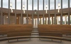 nazrin shah centre interior seating