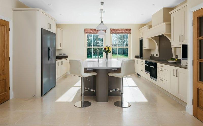 scraptoft leicestershire walcott honed kitchen