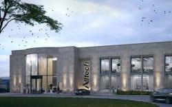 architectural services alltech house render