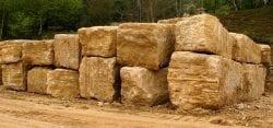 Block Stone stamford stone