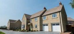 limestone housebuilders sector