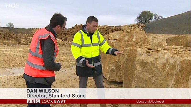 stamford stone bbc look east